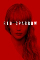 Red Sparrow - Swedish Movie Cover (xs thumbnail)