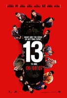 Ocean's Thirteen - Movie Poster (xs thumbnail)