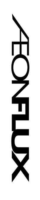Æon Flux - Logo (xs thumbnail)
