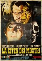 The Haunted Palace - Italian Movie Poster (xs thumbnail)