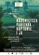 La Vierge, les Coptes et Moi - Polish Movie Poster (xs thumbnail)