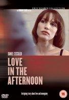 L'amour l'après-midi - British Movie Cover (xs thumbnail)