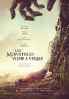 A Monster Calls - Spanish Movie Poster (xs thumbnail)