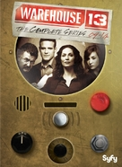 """Warehouse 13"" - DVD movie cover (xs thumbnail)"