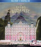 The Grand Budapest Hotel - Blu-Ray movie cover (xs thumbnail)
