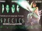 Species - British Movie Poster (xs thumbnail)