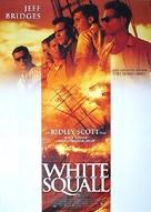 White Squall - German Movie Poster (xs thumbnail)