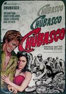 Chubasco - German Movie Poster (xs thumbnail)
