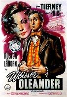 Dragonwyck - German Movie Poster (xs thumbnail)