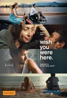 Wish You Were Here - Australian Movie Poster (xs thumbnail)