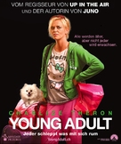 Young Adult - Swiss Movie Poster (xs thumbnail)