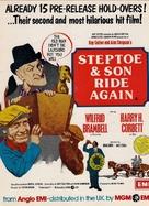 Steptoe and Son Ride Again - British Movie Poster (xs thumbnail)