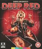 Profondo rosso - British Blu-Ray cover (xs thumbnail)