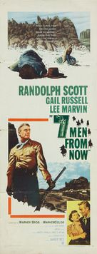 Seven Men from Now - Movie Poster (xs thumbnail)