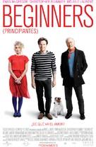 Beginners - Spanish Movie Poster (xs thumbnail)