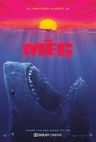 The Meg - Movie Poster (xs thumbnail)