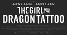 The Girl with the Dragon Tattoo - Logo (xs thumbnail)