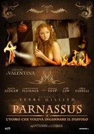 The Imaginarium of Doctor Parnassus - Italian Movie Poster (xs thumbnail)