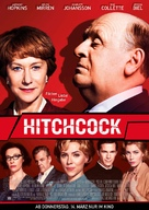 Hitchcock - German Movie Poster (xs thumbnail)