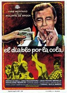 Le diable par la queue - Spanish Movie Poster (xs thumbnail)