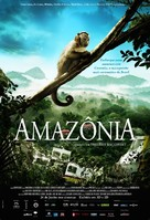 Amazonia - Brazilian Movie Poster (xs thumbnail)