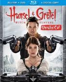 Hansel & Gretel: Witch Hunters - Blu-Ray cover (xs thumbnail)