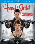 Hansel & Gretel: Witch Hunters - Blu-Ray movie cover (xs thumbnail)