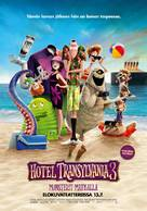 Hotel Transylvania 3: Summer Vacation - Finnish Movie Poster (xs thumbnail)