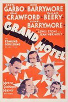 Grand Hotel - Movie Poster (xs thumbnail)