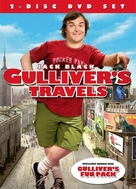Gulliver's Travels - DVD cover (xs thumbnail)