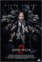John Wick: Chapter Two - South African Movie Poster (xs thumbnail)