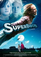 Superbror - Danish Movie Poster (xs thumbnail)