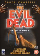 The Evil Dead - British Movie Cover (xs thumbnail)