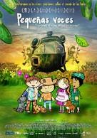 Pequeñas voces - Spanish Movie Poster (xs thumbnail)