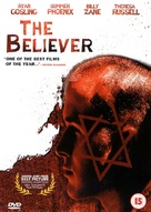 The Believer - British DVD movie cover (xs thumbnail)