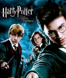 Harry Potter and the Order of the Phoenix - German Blu-Ray movie cover (xs thumbnail)