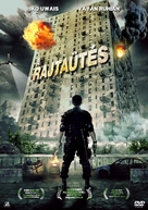 Serbuan maut - Hungarian DVD cover (xs thumbnail)