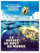 Voyage au bout du monde - French Movie Poster (xs thumbnail)