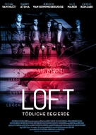 Loft - German Movie Poster (xs thumbnail)