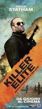 Killer Elite - Italian Movie Poster (xs thumbnail)