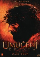The Passion of the Christ - Czech Movie Poster (xs thumbnail)