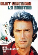 The Eiger Sanction - French DVD movie cover (xs thumbnail)