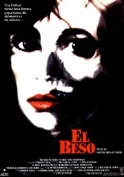 The Kiss - Spanish Movie Poster (xs thumbnail)