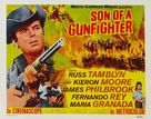 Son of a Gunfighter - Movie Poster (xs thumbnail)