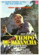 Tiempo de revancha - Spanish Movie Poster (xs thumbnail)