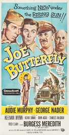 Joe Butterfly - Movie Poster (xs thumbnail)