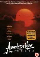 Apocalypse Now - British DVD movie cover (xs thumbnail)