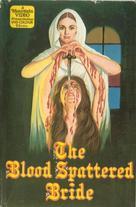 La novia ensangrentada - British Movie Cover (xs thumbnail)
