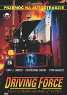 Driving Force - Polish DVD movie cover (xs thumbnail)