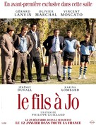 Le fils à Jo - French Movie Poster (xs thumbnail)